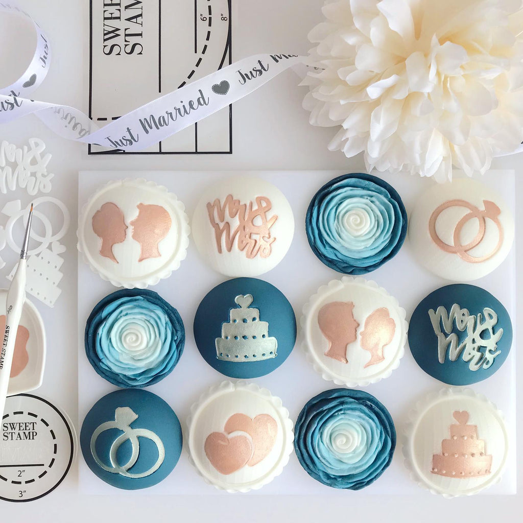 SWEET STAMP - Wedding Day Elements