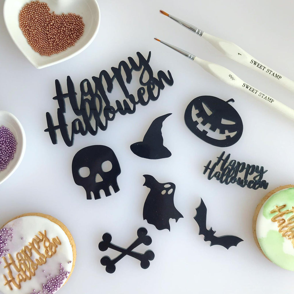 SWEET STAMP - Halloween Elements