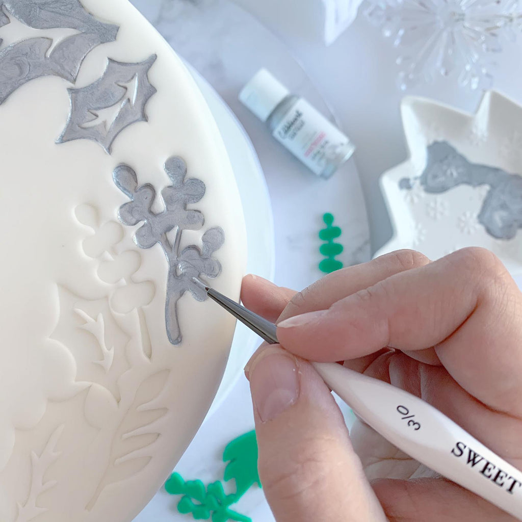 SWEET STAMP - Christmas Foliage Elements
