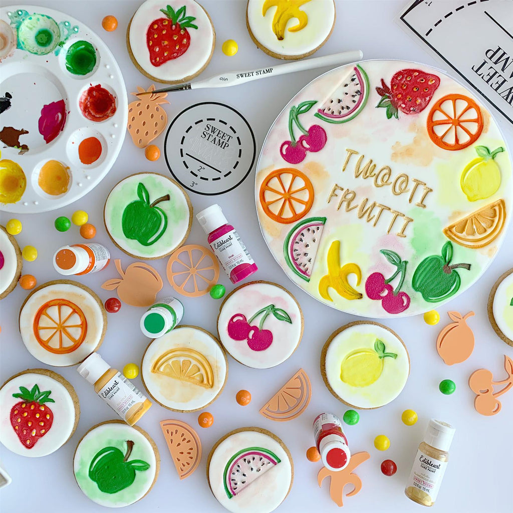 SWEET STAMP - Tutti Frutti Elements