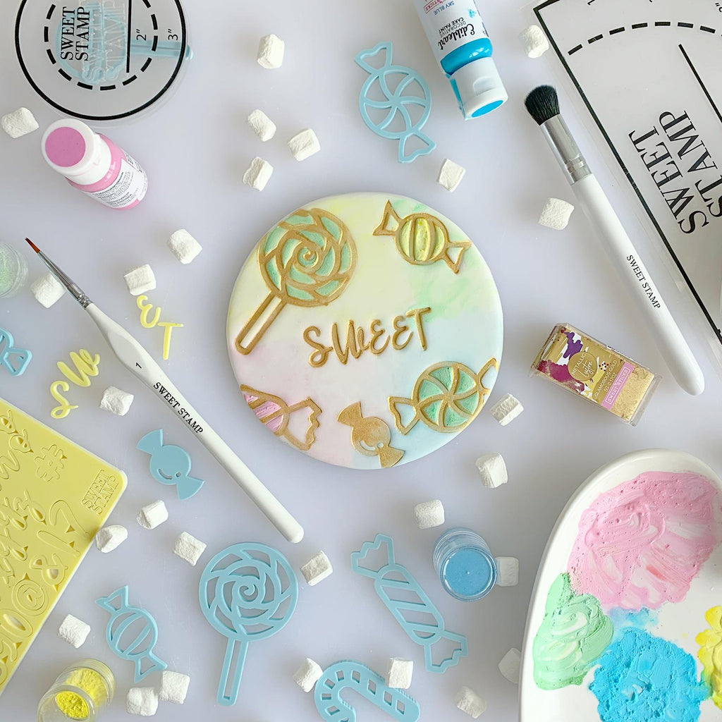 SWEET STAMP - Candy Elements