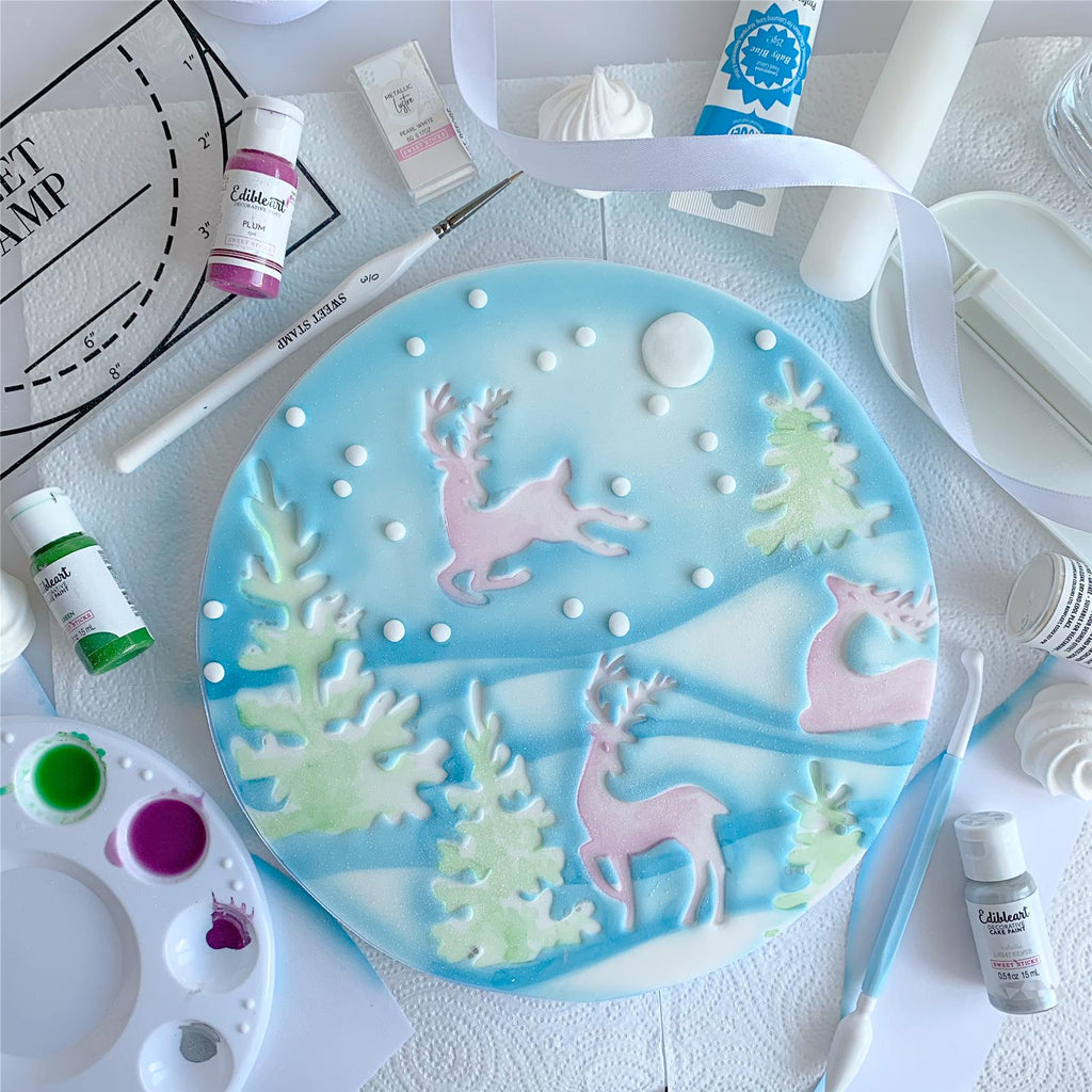 SWEET STAMP - Winter Wonderland  Elements