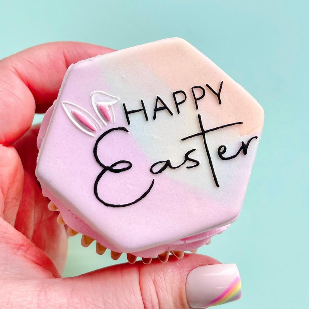 OUTboss/Wish Upon A Cupcake - Happy Easter