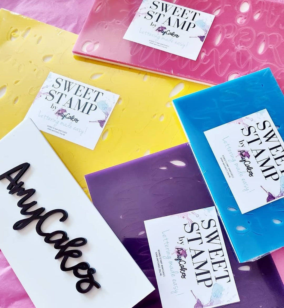 Sweet Stamp Spare / Extra Letters