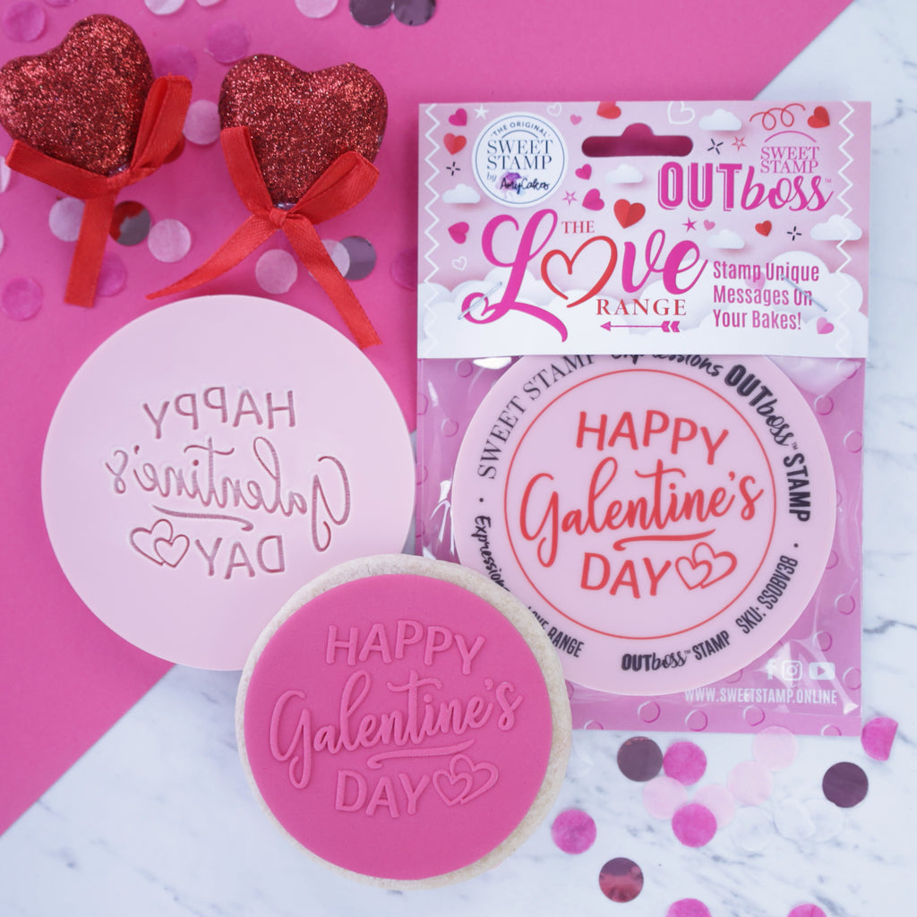 OUTboss Love - Happy Galentines Day