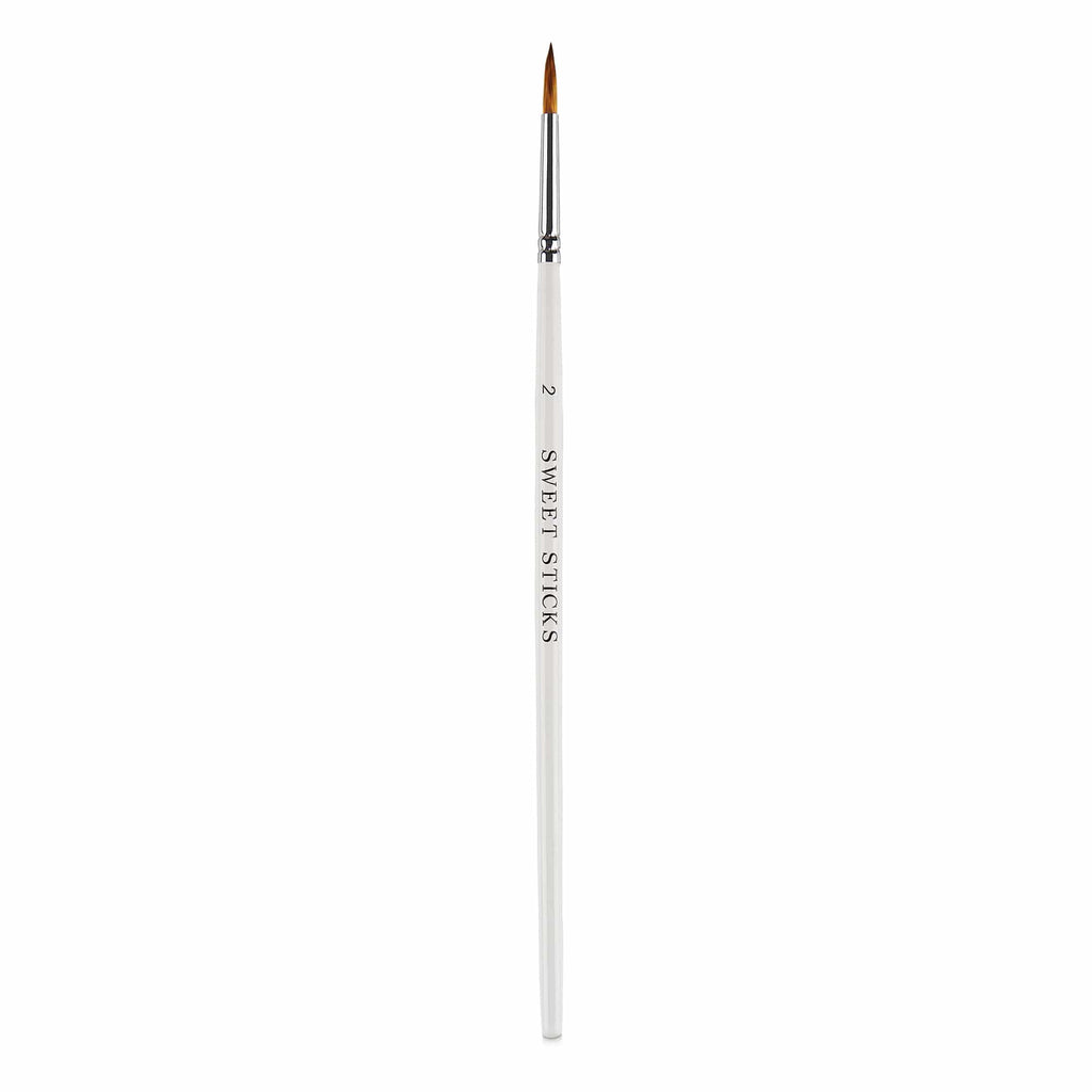 POINTED ROUND BRUSH #2