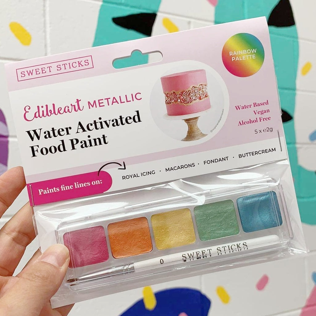 SweetSticks Water Activated Mini Pallette - RAINBOW