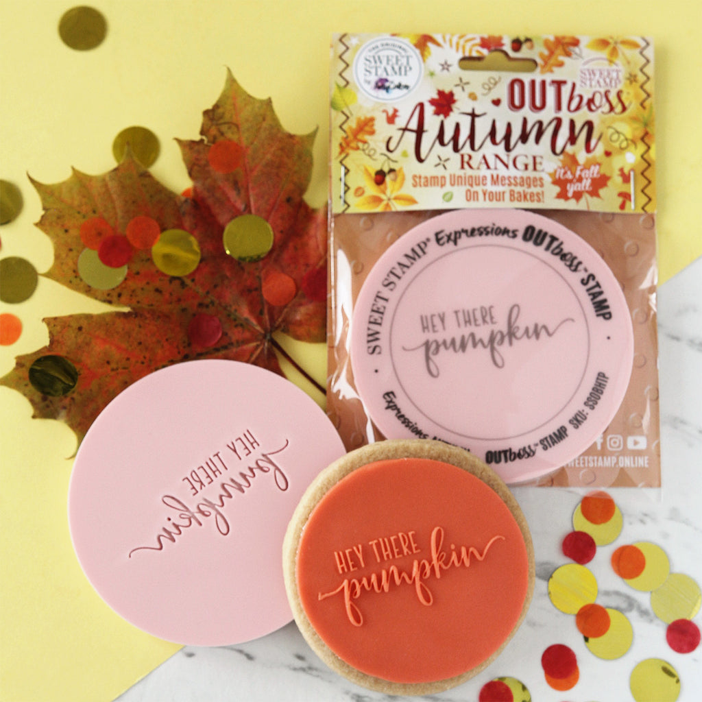 OUTboss Autumn Collection - Hey There Pumpkin