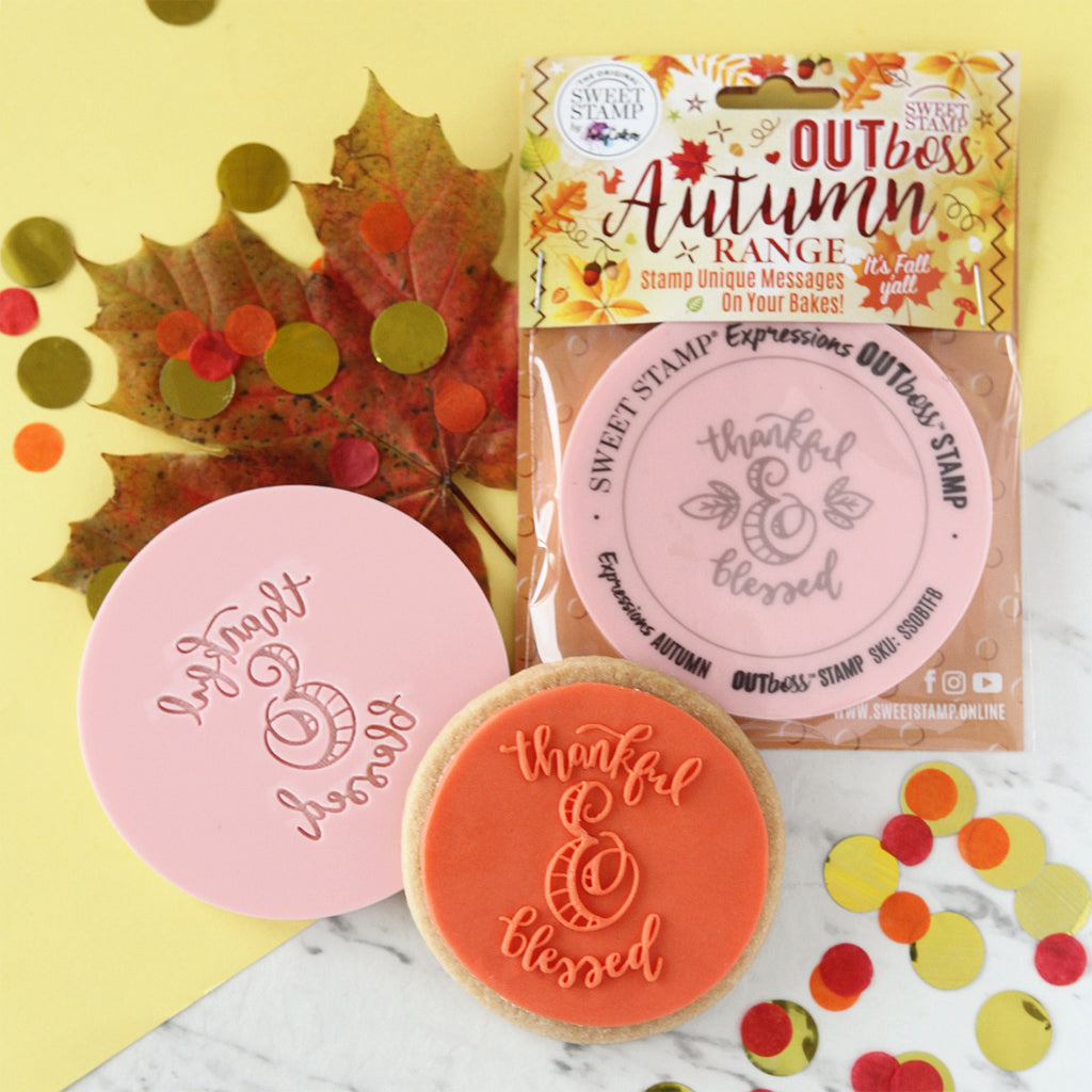 OUTboss Autumn Collection - Thankful & Blessed