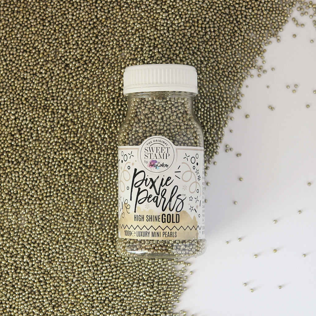 Pixie Pearls - High Shine Gold 100g