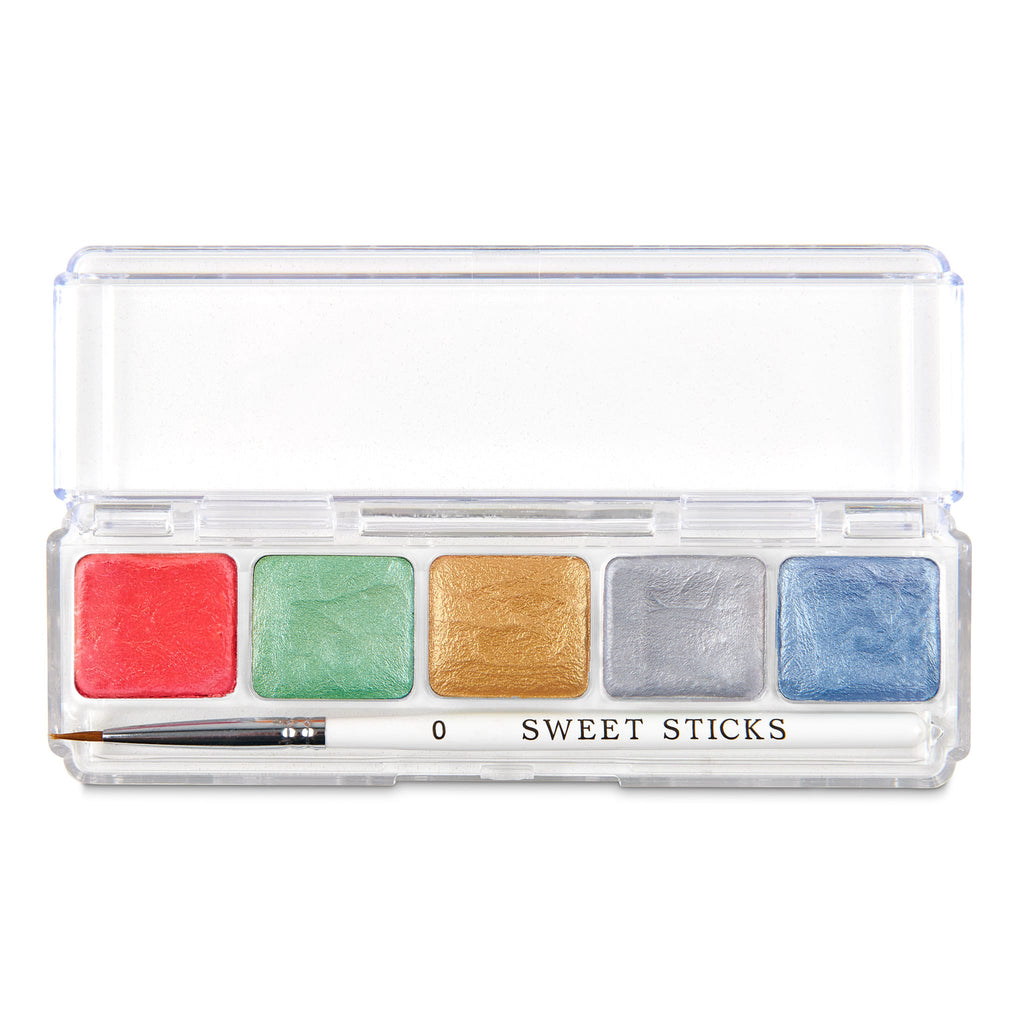 SweetSticks Water Activated Mini Pallette - CHRISTMAS