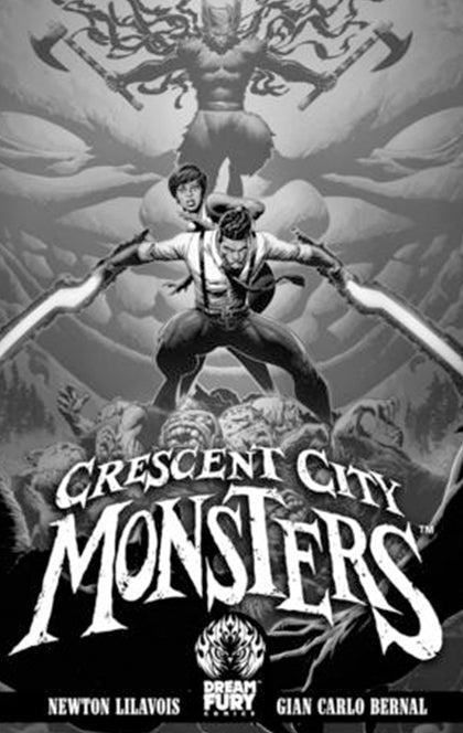 Crescent city monsters