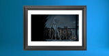 Metropolis Lux Obscura Print 'Night View'