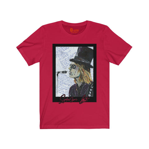 Signature Series Tom Petty - D-Lete Apparel
