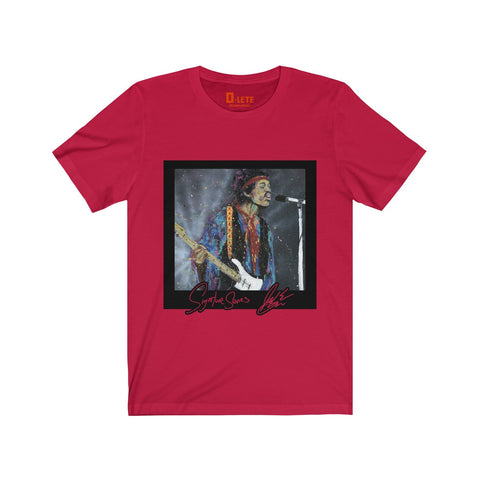 Signature Series Jimi Hendrix - D-Lete Apparel