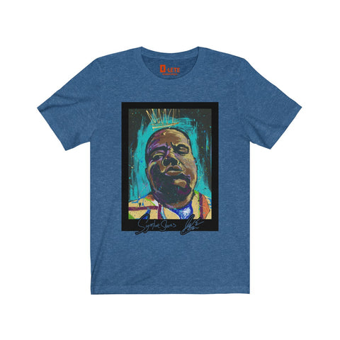 Signature Series Biggie Smalls - D-Lete Apparel
