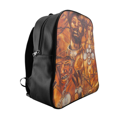 Vanity Backpack - D-Lete Apparel