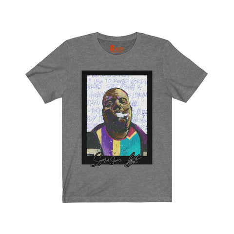 Signature Series Notorious BIG - D-Lete Apparel