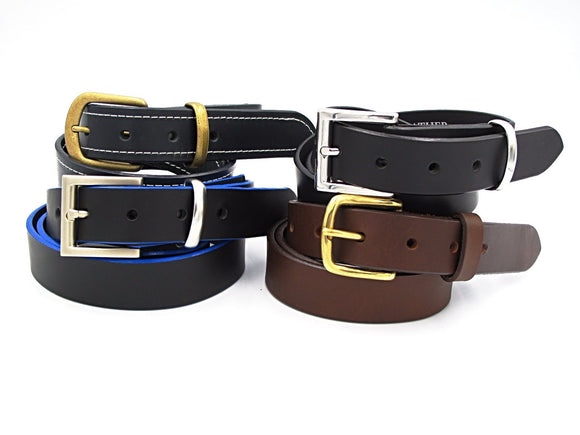30mm Leather Belts