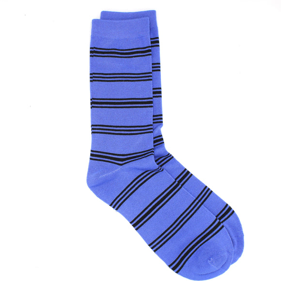 Men's Bamboo Socks. Stripe Socks - MR101
