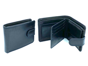 RFID Blocking Full Wallet - MRL 10 - Black