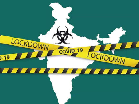 India Lockdown, social distancing, Mental Health wellness during lockdown