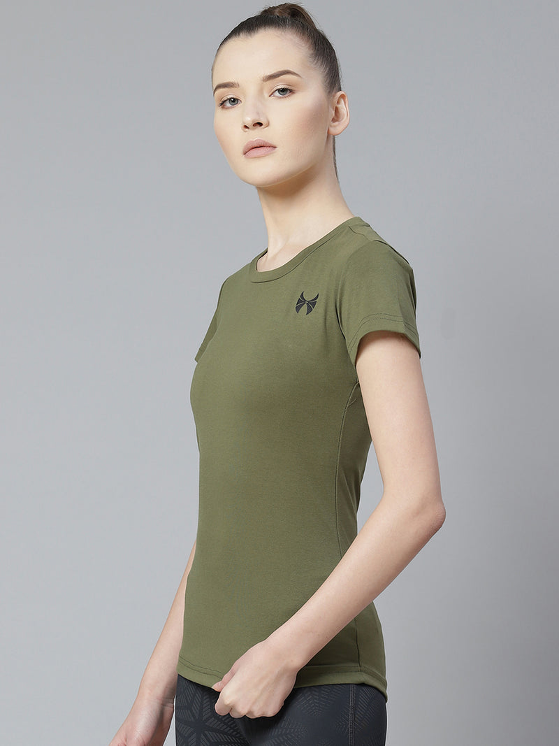 Skyria Element Tee - Cypress