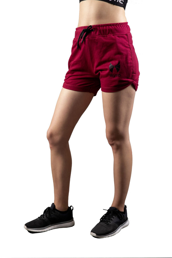 Skyria Tide Shorts - Port