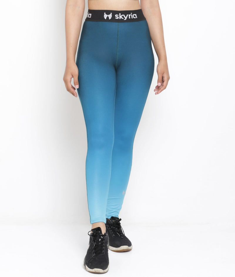 Skyria Mia Leggings - Beach Ombre