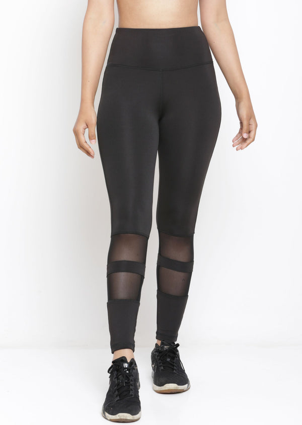 Skyria Quinn Leggings - Sable Black