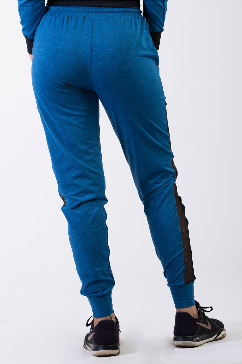Blue Joggers Track Pants for workout