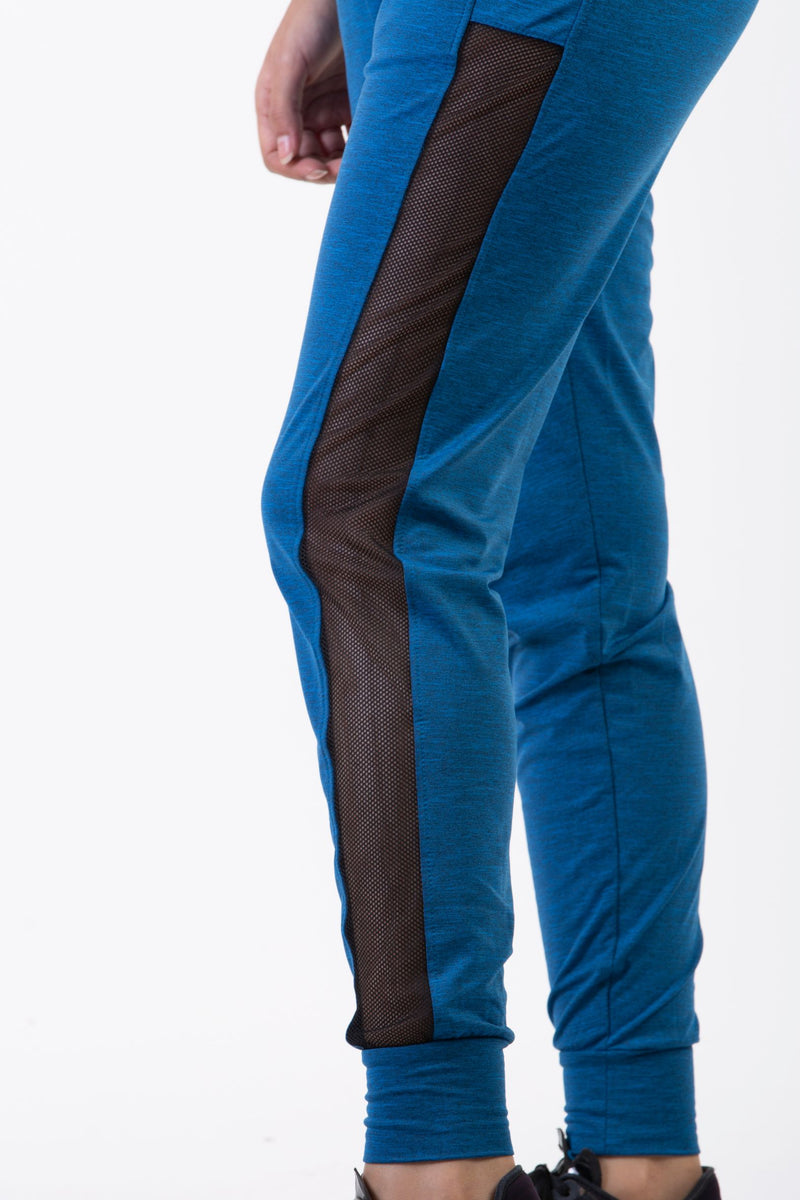 Jogger track pants for women