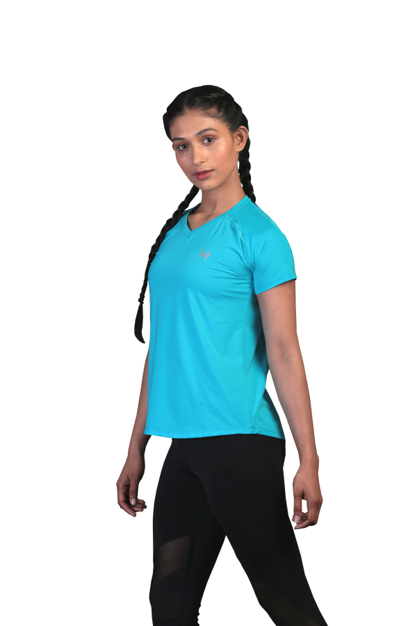 ladies workout tshirt