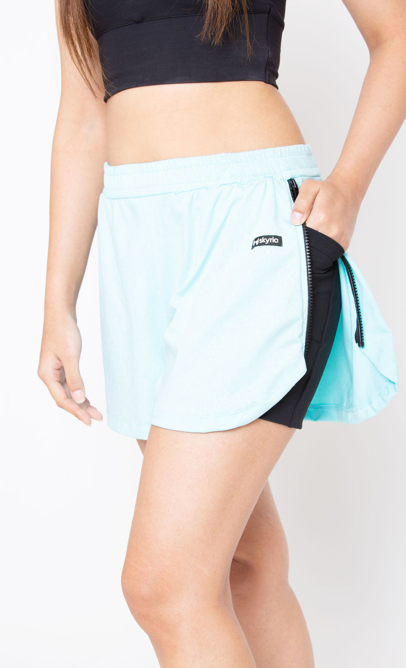 gym shorts for ladies