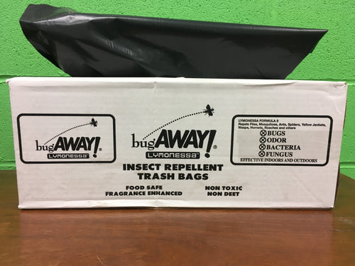 INSECT REPELLENT BugAWAY Bags Compactor Tubing