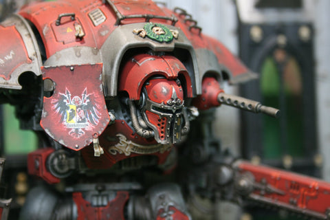 40k Imperial Knight