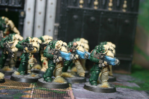 Angels of Redemption Space MArines Dark Angels 40k