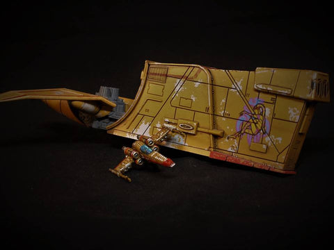 X-Wing Fantasy Flight Games Commission