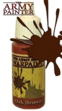 Warpaint - Oak Brown