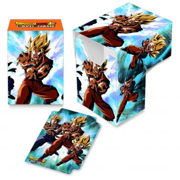 Dragon Ball Super Full-View Deck Box Family Kamehameha