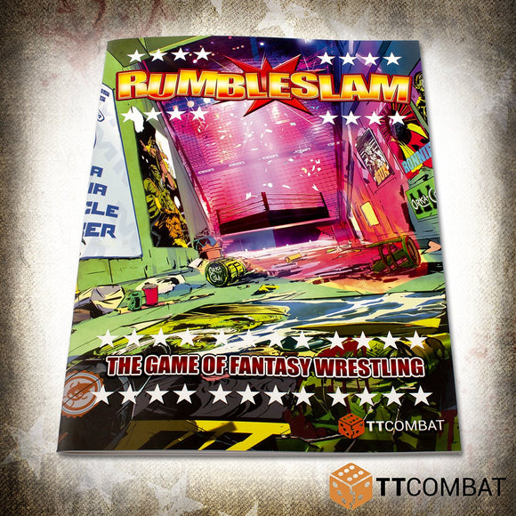 Rumbleslam: Rulebook V2