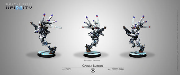 Garuda Tactbots (Boarding shotgun)