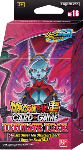 Dragon Ball Super CG: Unison Warrior Ultimate Deck
