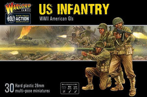 Bolt Action: US Infantry: WWII American GIs