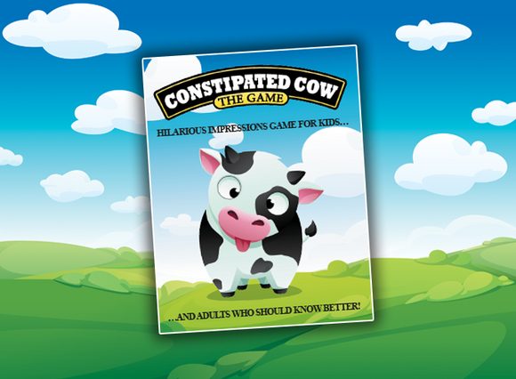 Constipated Cow The Game