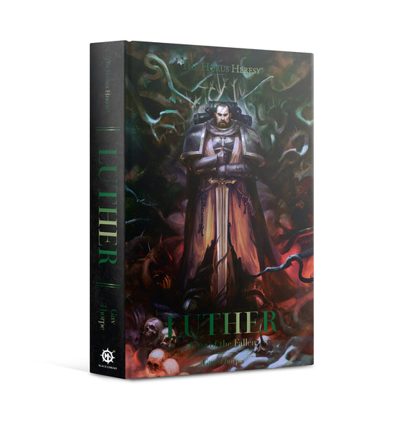Black Library:  Luther: First Of The Fallen