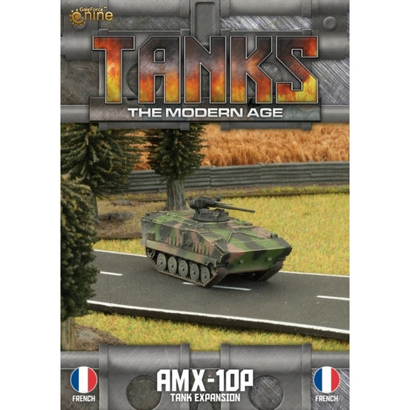 TANKS: The Modern Age: French AMX-10