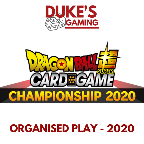 03 TICKET: 31st August 2020 STORE CHAMPIONSHIPS - Rise of the Unison Warriors