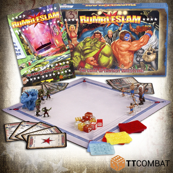 Rumbleslam: 2 Player Starter Box (Version 2)