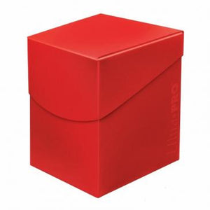 Eclipse Deck Box (100) Apple Red